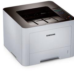Mono Laser Printer - SL-M3820ND