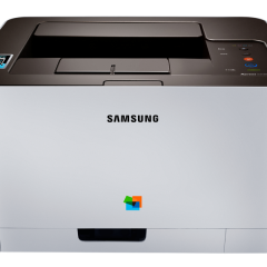 Samsung Colour Laser Printer - SL-C410W