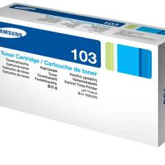 Samsung Mono Toner Cartridge - MLT-D103S